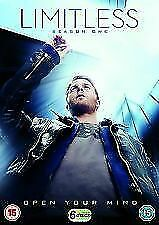Limitless-Season-1-DVD-6-Disc-Set-Series-One-OVER-15-HOURS-BRAND-NEW