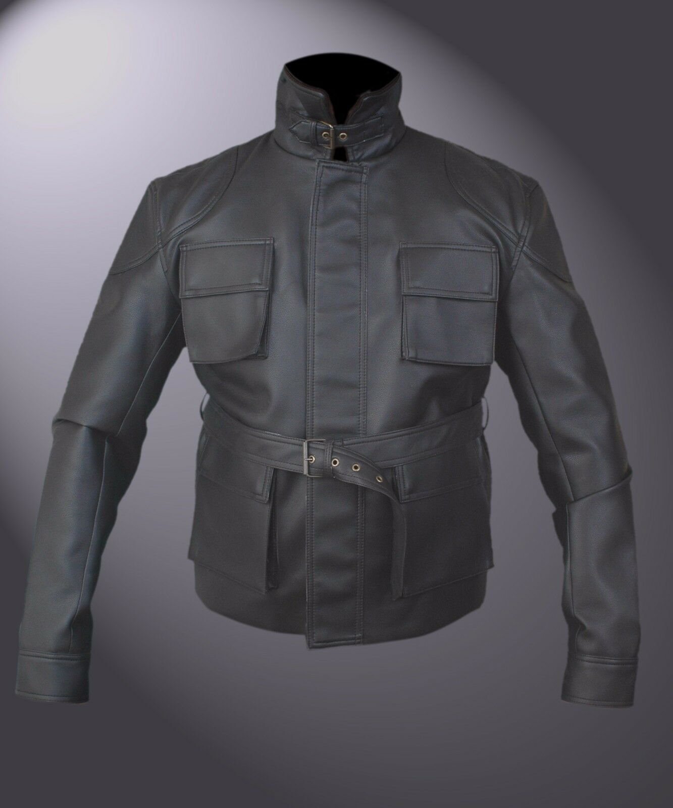 Bane Batman The Dark Knight Rises Tom Hardy Military Coat