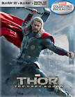Thor: The Dark World (Blu-ray Disc, 2014, 2-Disc Set, Includes Digital Copy 3D SteelBook)