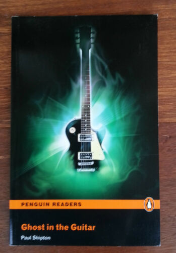 1 von 1 - Penguin Readers Level 3 Ghost in the Guitar von Paul Shipton (2008, Taschenbuch)