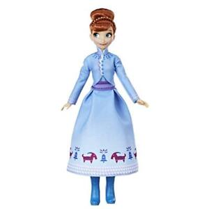 Disney-Frozen-Olaf-039-s-Frozen-Adventure-Anna-Doll