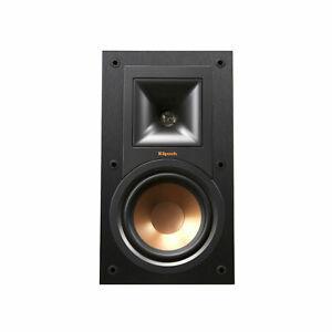 Klipsch R-15M Bookshelf Speakers - Black (Pair)