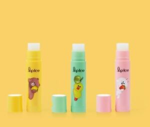 Korea-LINE-Friends-x-Mentholatum-Brown-Cony-Sally-Fruity-Lip-Ice-Lip-Balm-L520