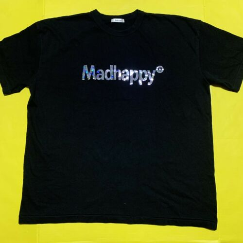 Madhappy Reflection T- Shirt 100% Organic Cotton M