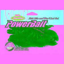 "48 pk 4/"" Craw Tube SCENT SALT-USA Lake Fork Style Crawtube GREEN PUMPKIN"