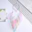 Attrape-Reve-Plumes-Dream-Catcher-Rose-Decoration-Bijoux-des-Lys miniatura 3