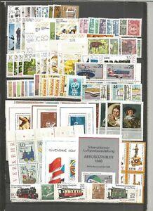 DDR-1980-absolut-Postfrisch-komplett-mit-allen-Einzelmarken