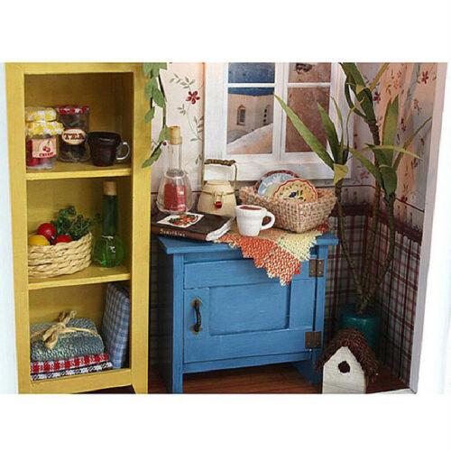 1:12 Maßstab 4 Broccoli IN Korb Tumdee Puppenhaus Gemüse Küchenzubehör