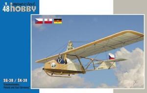 Special-Hobby-1-48-Dfs-Sg-38-Checo-Polaco-y-DDR-Marcado-48139