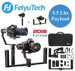 Feiyu-Tech-a2000-3-Axis-Gimbal-w-Dual-Handheld-bar-for-Mirrorless-DSLR-Cameras