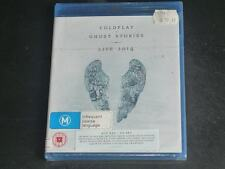 COLDPLAY - GHOST STORIES LIVE 2014 Blu-Ray+CD