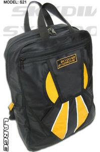 Large-Skydiver-Syndrome-Backpack-Book-Bag-Parachute-Rig-Container-Yellow-L-S21