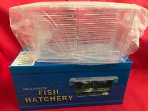 Fish & Aquariums Pet Supplies Sala Parto Acquario Allevamento Incubatrice Pesci Cassetta