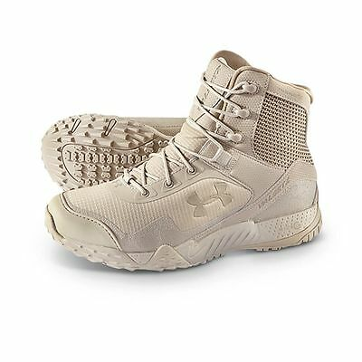 Under Armour UA Mens Valsetz RTS Tactical Boots Desert Sand  ALL SIZES  1250234