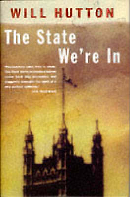 Very Good, The State We're in, Hutton, Will, Book