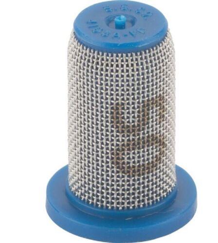 Kugelfilter Kugelventilfilter blau 50 Mesh Teejet