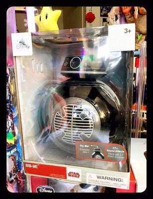 personaggio 9 cm Funko Star Wars VIII bb-9e POP
