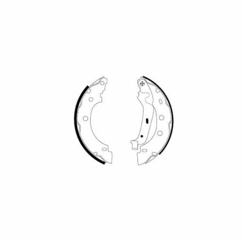 NEUF pour RENAULT KANGOO 1.2 Véritable Mintex Frein Arrière Chaussures Set