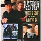 Montgomery Gentry - Tattoos & Scars/Carrying On (2011)
