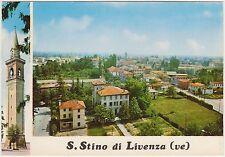 S.STINO DI LIVENZA - CAMPANILE E PANORAMA (VENEZIA) 1976