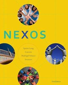 Nexos-World-Languages-3rd-Edition-by-Sheri-Spaine-Long-Author-Maria-Carreir