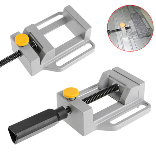 Bench Clamp Mini CNC Machine Simple Aluminum Rapid Pliers for CNC Router QGG