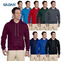 Gildan Men's Hoodie 9 oz Premium Cotton Ringspun Hooded S-3XL Sweatshirt G925