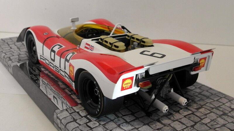 Minichamps Minichamps Minichamps 1 18 Scale Resin 107 692006 Porsche 908 02 Spyder 1000KM Nurburgring ab62a7