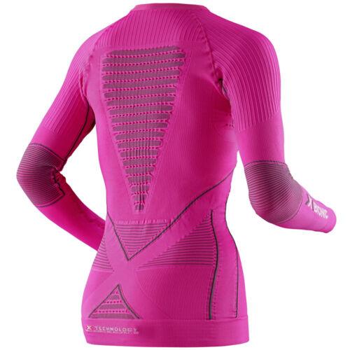 Details about  /X-Bionic Woman Energy Accumulator Evo Damen Functional Shirt Ski Underwear New
