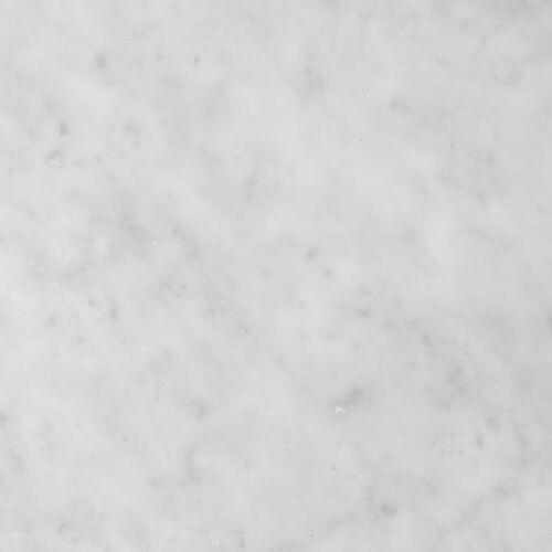 Bianco Carrara White Italian Honed MARBLE Tiles 305x305x10mm £32.95 per m2