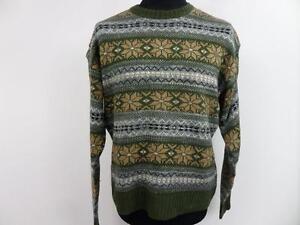 Knit Farah Vintage Mens Mens Maglione Novità Vintage Snowflake Novelty 44 Knit Farah Snowflake 44 Jumper qHwTAxt