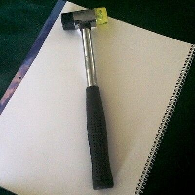 Stained Glass Supply Pro Glazing HAMMER * Tool for Leading Work etc
