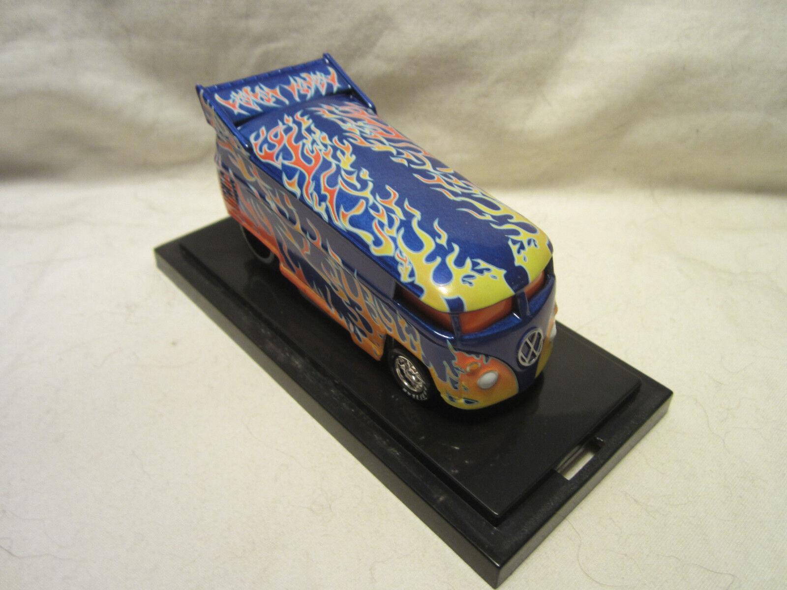 Hot Wheels Liberty Promotions Superflames Series VW DRAG BUS-1 Blazin' 207 1300