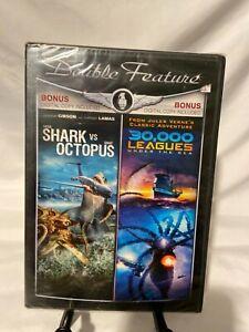 Mega Shark vs Giant Octopus / 30,000 Leagues Under the Sea - DVD Double Feature