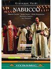 Nabucco Teatro Carlo Felice Frizza 8007144334659 DVD Region 2