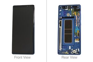 - Blue Gh97-21065b amp; Digitizer Samsung About N950 Genuine 8 Galaxy Screen Details Lcd Note