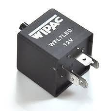 "WFL7LED LAND ROVER DEFENDER LED ADJUSTABLE INDICATOR FLASHER RELAY /""OEM WIPAC/"""