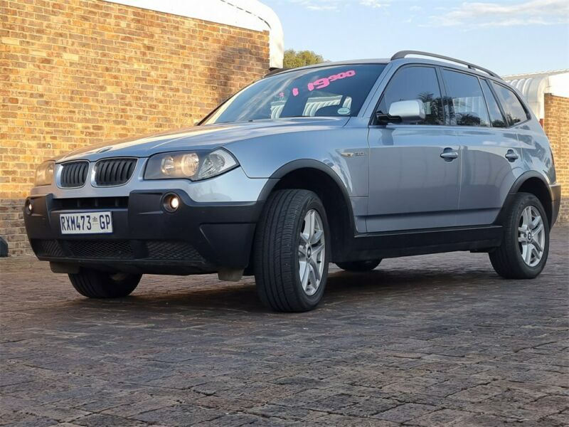 2005 BMW X3 3.0i Steptronic - WOW MUST SEE GREAT LOOKER