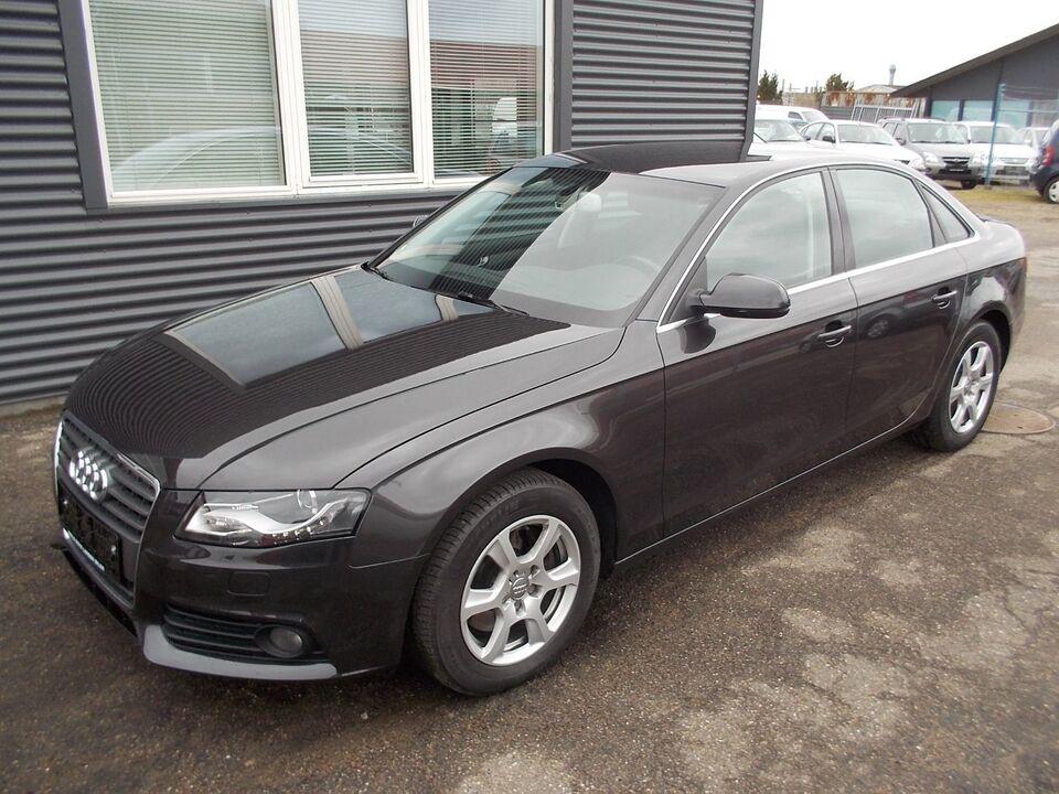 Audi A4 1,8 TFSi 160 Benzin modelår 2011 km 82000 nysynet