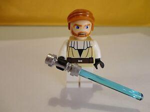 LEGO-OBI-WAN-KENOBI-w-light-minifigure-9525-Mandalorian-STAR-WARS-mini-fig-Jedi