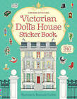 Victorian Doll's House Sticker Book by Ruth Brocklehurst (Paperback, 2013)