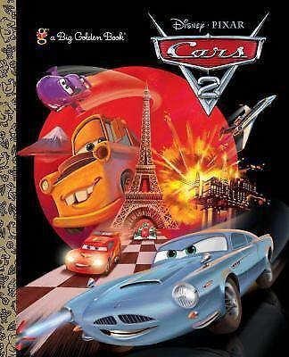 Cars 2 Big Golden Book (Disney/Pixar Cars 2) by RH Disney