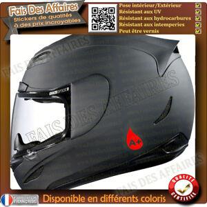 2-stickers-autocollant-rhesus-Groupe-Sanguin-O-A-B-AB-casque-moto-skie-auto