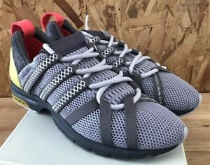 online retailer 23c6d 39e44 Image is loading Adidas-Adistar-Comp-AD-Grey-Onix-Sz-9-