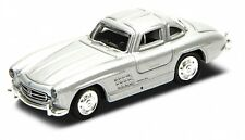 HO-SCALE-1:87 MERCEDES-BENZ 300SL BY WELLY MODELS DIE CAST METAL & PLASTIC PARTS