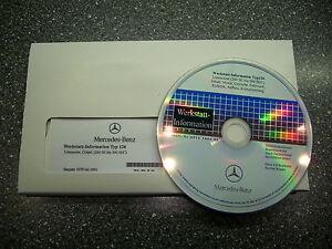 Original-Mercedes-Benz-W126-Wis-Werkstatthandbuch-Reparaturhandbuch-auf-CD