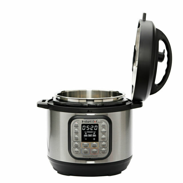 Instant Pot Duo Mini 3 QT 7-in-1 Multi- Use Programmable Pre
