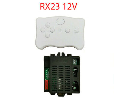 RX23 Control Box Receiver Match 2.4G Bluetooth Remote Control,12V Mainboard
