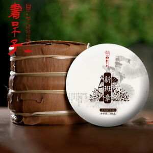 Dr-Pu-039-er-Tea-New-Banzhang-Early-Spring-Ancient-Tree-Pu-erh-Cake-2018-200g-Raw