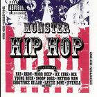 Monster Hip Hop [PA] by Various Artists (CD, Jun-2007, 3 Discs, Cleopatra)
